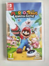 Mario + Rabbids Kingdom Battle - Nintendo Switch - Nuevo - Wakkap