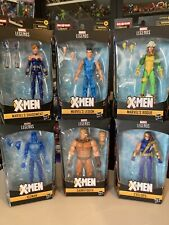 Marvel Legends X-Men Age of Apocalypse NO BAF Colossus action figure set