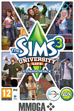 Les Sims 3 University pack d'extension University Life Addon PC Origin - EU & FR