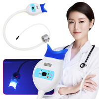 Dental Teeth Bleaching Accelerator Cold LED Light Lamp Whitening fan-cooled Kit