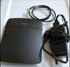 Cisco Linksys E1200 V2 Wireless-N300 Wi-Fi Router 4 Port Switch DD-WRT Capable