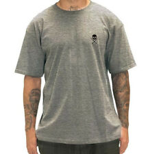 Sullen Clothing Standard Issue Mens Tee - Heather Grey/Black Tattoo Clothing ...