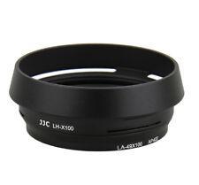 JJC Metal Lens Hood & Adapter Ring for Fujifilm X100,X100s,X100T,X70,X100F