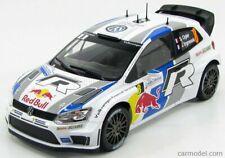 Norev VOLKSWAGEN POLO WRC TEAM MOTORSPORT #8 WINNER RALLY FRANCE 20 1:18*RARE!