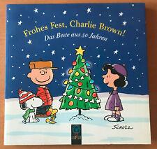 Frohes Fest, Charlie Brown Das Beste aus 50 Jahren. Softcover, Zustand sehr gut