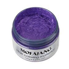 Japanese Unisex DIY Hair Color Wax Mud Dye Cream Temporary Modeling 7 Colors