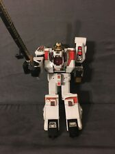 Mighty Morphin Power Rangers White Tigerzord Bandai 1994, lights up and roars
