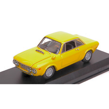 LANCIA FULVIA COUPE' 1600 HF FANALONE 1968 YELLOW 1:43 Best Model Auto Stradali