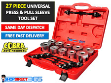 Universal Press and Pull Sleeve Kit Bearing Seal Bush Insertion Extraction 1523