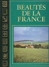 PICARDIE RELIURE IN-4 BEAUTES DE LA FRANCE + CARTE ANCIENNE PORT A PRIX COUTANT
