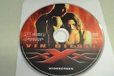 XXX (DVD, 2002, Widescreen Special Edition)Disc Only Free Shipping