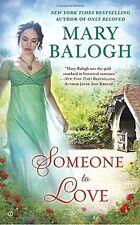Someone To Love (A Westcott Novel) by Mary Balogh