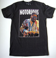 Men's NOTORIOUS BIG RAP HIP HOP T shirt size small S