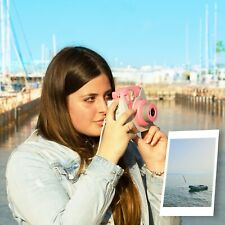 Fujifilm Instax Mini 9 Camera Value Bundle with Everything for Girls & Kids