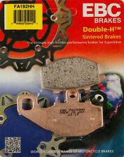 EBC BRAKE PADS Fits: Kawasaki ER-6n,EX650 Ninja 650R,KLE650 Versys,Z1000,ZX1000,