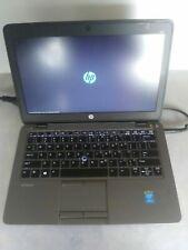 New listing Hp EliteBook 820 G2 12.5� Laptop Core i5-5200U, 4 Gb Ram, 128 Gb Ssd w/Adapter