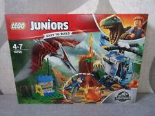 Bâtiments LEGO Juniors 10756 Fuga dallo Ptéranodon