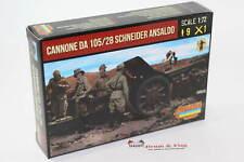Strelets Set A016 - 105/28 Schneider Ansalado - 1/72 Scale plastic model kit