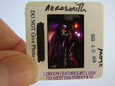 More details for original press promo slide negative - aerosmith - steven tyler & joe perry - b