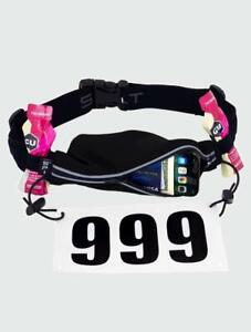 SPIbelt Endurance Running Belt 6 Gel Loops Marathon, Ultra Running, Trails