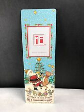 Mary Engelbreit Photo Bookmark Blessed Is The Season.