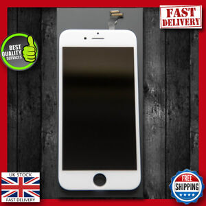 Genuine Apple iPhone 6 PLUS LCD Screen refurbished WHITE GRADE A!