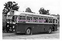 pu1144 - East Yorkshire Bus no 557 , reg LRH 699 to Scarborough - photograph 6x4
