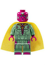 NEW LEGO VISION MINIFIG marvel figure minifigure 76067 avengers super hero