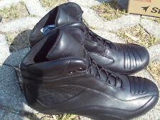 Stylmartin Norwich High Noir Moto Bottes Chaussures De Loisirs Sneaker Taille 38