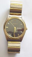 Vintage Men's Two Toned ARMITRON Calendar Watch - Set to German