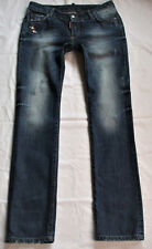 DSQUARED2 JEANS MOD.SLIM JEAN BIRDS Vögel  IT. 42 Deutsch.36 NP.399,- W28-29 L34