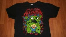 XL British Heavy Metalcore Rock Group ASKING ALEXANDRIA Blob Monster T-Shirt