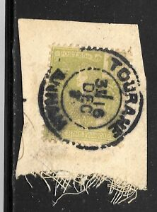 Indo-China #37 The 1904 Pale Green 1fr Used C.V. $8.50
