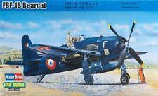 1/48 Post WWII USN Fighter F8F-1B Bearcat  Plastic Model Kit