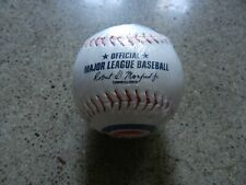 Chicago Cubs Official Rawlings MLB Team Logo Baseball
