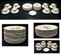 Vintage NORITAKE Dinnerware ROYAL ORCHARD  37-Piece Set