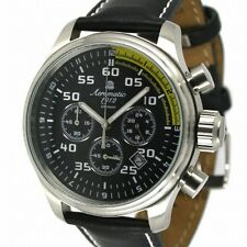 German Aeromatic 1912 Precision Miltary Chronograph A1203