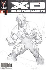X-O MANOWAR  (2012 Series)  (VALIANT) #1 3RD PRINT Very Fine Comics Book