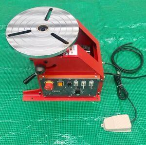 NEW  80 Kgs 110V Welding Positioner. UK Seller. UK Stock. Price includes VAT
