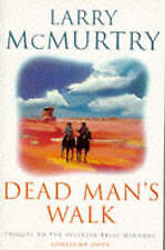 Dead Mans Walk, larry-mcmurtry, Used; Good Book