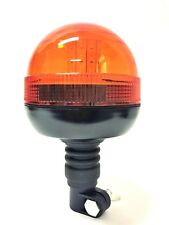 Rundumleuchte Warnleuchte 40 LED 12V/24 Blitz Drehlicht Rotation Blinkleuchte