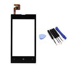 For Nokia Lumia 520 Front Glass Touch Screen Panel Digitizer Replacement BLACK