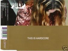 PULP - This Is Hardcore / 1998 Island Records  /CDMaxi