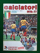 Album CALCIATORI 1976-1977 76-77 , Ristampa L' Unita' , Figurine Panini Serie A