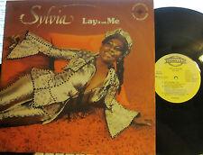 """► Sylvia - Lay It on Me  (Vibration) (w/ """"Love Is Strange"""") (of Mickey & Sylvia)"""