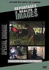 17304 // LA REALITE EN IMAGE SPECIAL DROGUE  DVD NEUF