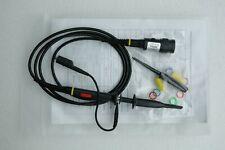 One 200MHz Oscilloscope Scope analyzer Clip Probe test lead kit for HP Tektronix