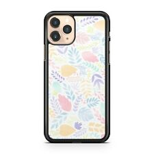 Lovely Colourful Luscious Fine Leaves Fantastic Pattern Floral Phone Case Cover