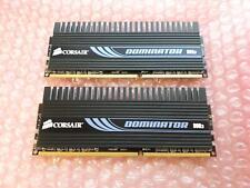 Corsair Dominator 4GB (2x2GB) 1600 MHz DDR3-1600 PC3-12800U RAM CM3X2G1600C9D6