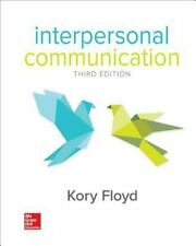 Interpersonal Communication by Floyd (2016, Paperback)